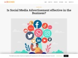 Is Social Media Advertisement effective in the Business?