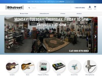 8th Street Music Fast Coupon & Promo Codes