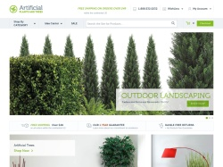 Artificial Plants And Trees screenshot