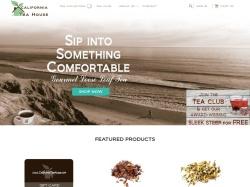 California Tea House screenshot