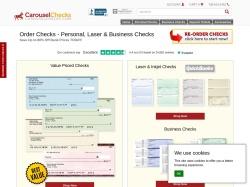 Carousel Checks coupon codes