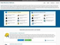 DataRecoverySoftware screenshot