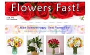 Flowers Fast thumbshot logo