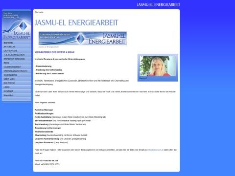 Jasmu-el Energiearbeit