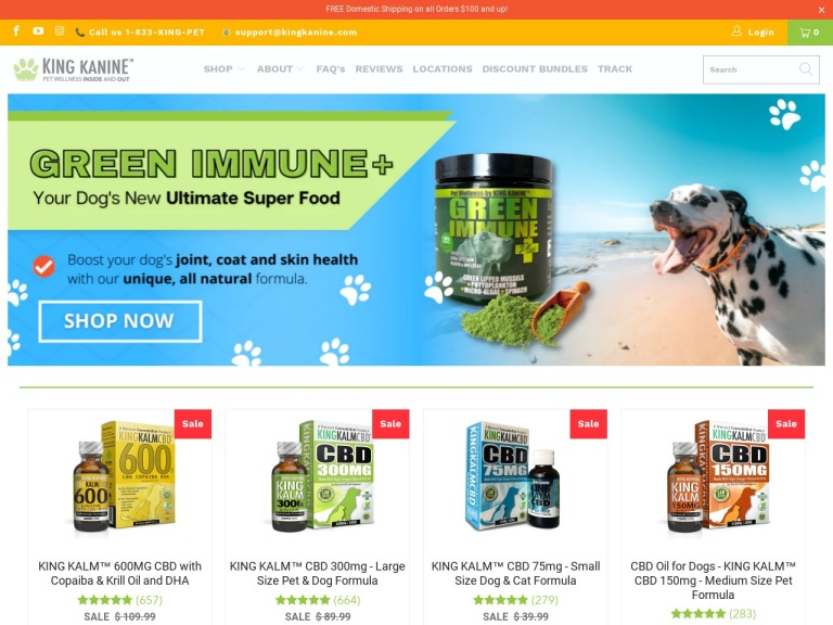 King Kanine, LLC Coupon Codes