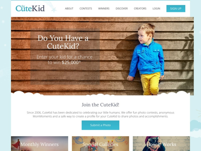 Thecutekid Coupon Codes & Promo codes