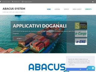 screenshot abacussystembari.it