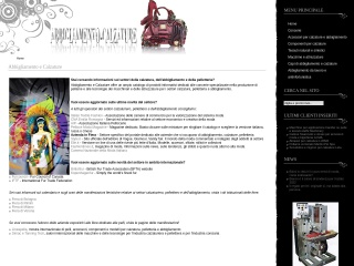 screenshot abbigliamento-calzature.it