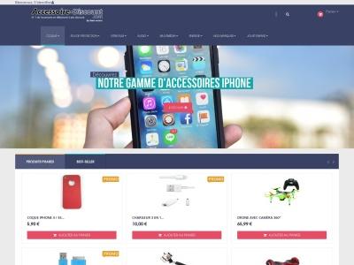 Accessoire-Discount.com : Accessoires pour votre téléphone portable