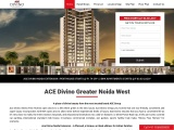 Ace Divino Stress Free Homes Noida Extension