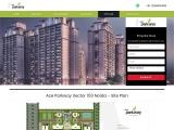 Ace Parkway Noida Expressway Site Plan