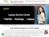 acer service center Anna Nagar|Repair Centre|customer support – Anna Nagar