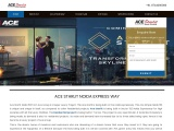 Buy 2/3 bhk apartment in Ace Starlit at Sector 152 noida
