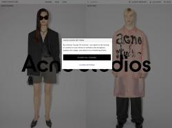 Acne Online Shop