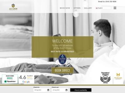 Acorn-hotel : hebergement à Glasgow