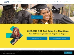 The ACT Test - Measure High School Student Readiness for