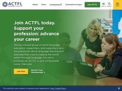 Actfl coupon codes October 2018