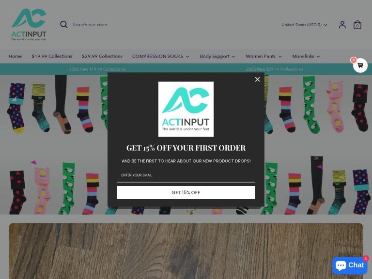 Actinput Coupon Codes & Promo codes