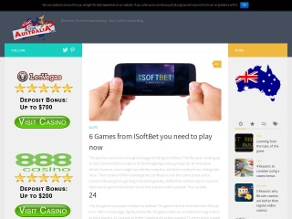 Screenshot for activeaustralia.org