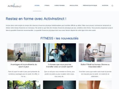 Activ Instinct.fr