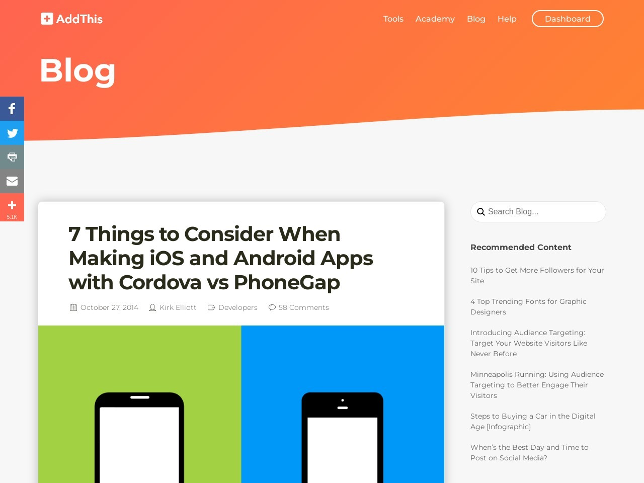 7 Things to Consider When Making iOS and Android Apps …