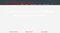 www.admira-villach.at Vorschau, ESV ASKÖ Admira Villach Sektion Schach