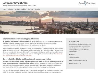 www.advokatistockholm.nu