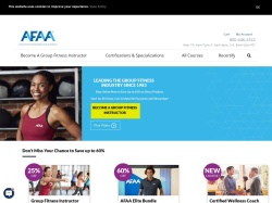 AFAA Coupon Codes