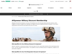 Armed Forces Eyewear
