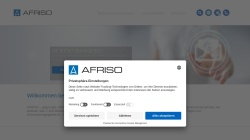 www.afriso.de Vorschau, AFRISO Euro-Index GmbH
