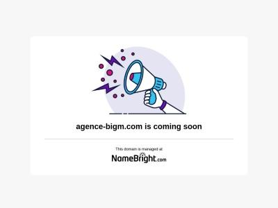 Agence BIGM : création de site et e-reputation