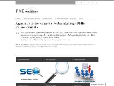 Agence de référencement naturel à Paris - Optimisation site web