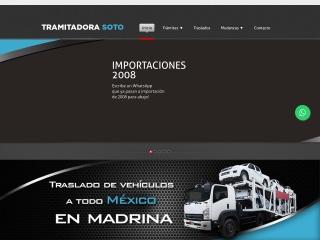Captura de pantalla para agenciapacifico.com.mx