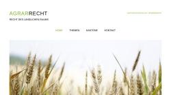 www.agrarrecht.ch Vorschau, Agrarrecht.ch