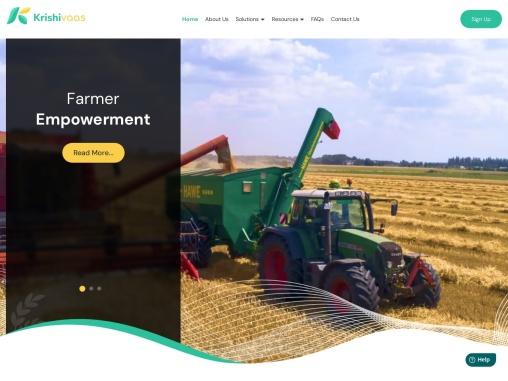 Farmer Management Digital Platform