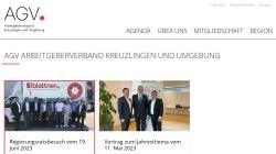 www.agvkreuzlingen.ch Vorschau, Arbeitgeberverband Kreuzlingen und Umgebung [AGV]