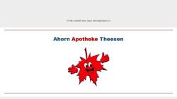www.ahorn-apotheke-bielefeld.de Vorschau, Ahorn-Apotheke