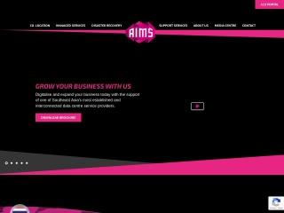 Screenshot bagi aims.com.my