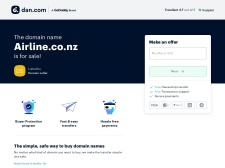 http://www.airline.co.nz