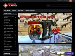 Airsoftjunkiez coupon codes June 2018
