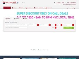 Online store Akbar Travels