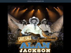 Alan Jackson Web Site