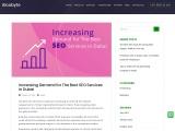 Seo agency dubai | Best seo services in dubai