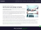 web design agency dubai | website design company in dubai