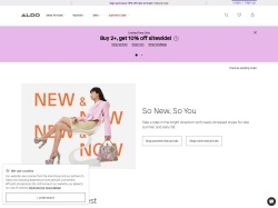 http://www.aldoshoes.com coupon and discount codes