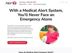 Alert1 Medical Alert Systems screenshot