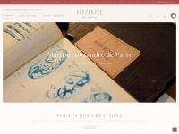 Alexandre De Paris FR Fast Coupon & Promo Codes