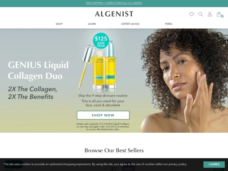 Algenist Coupon Codes