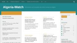 www.algeria-watch.de Vorschau, Algeria-Watch