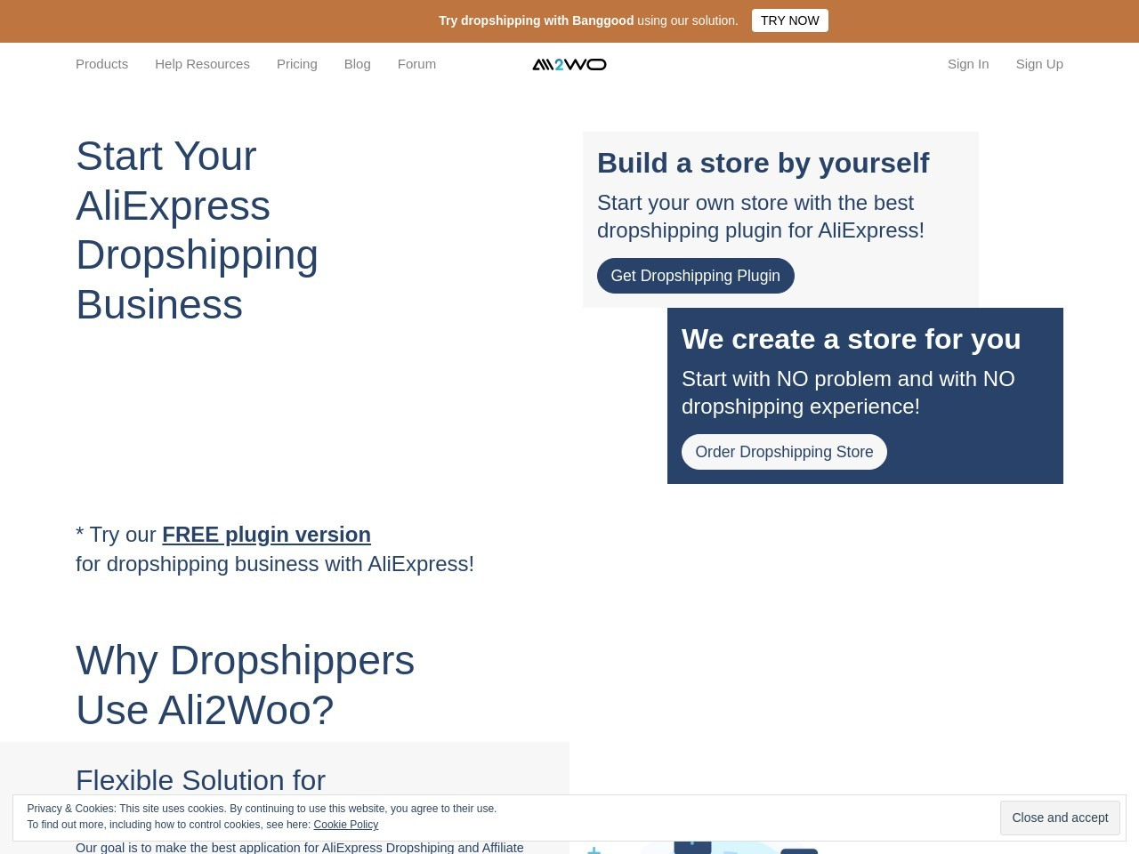 MA Group – Dropshipping Store – Advanced Coupon Deal